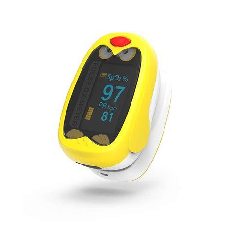 Amazon.com: Children Pulse Oximeter Fingertip Pediatric