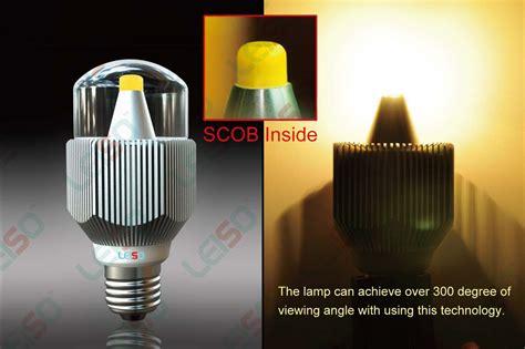 led corn cob ls leiso introduces ls ba606 stereoscopic cob scob light