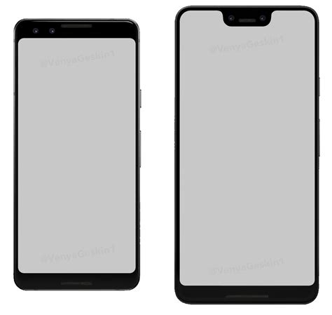 pixel 3 and pixel 3 xl may like this droid