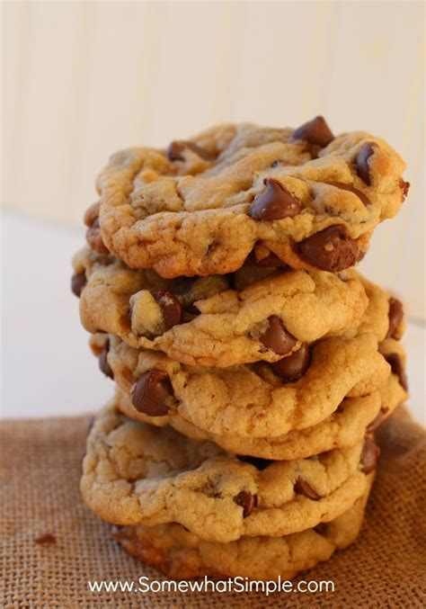 easy chocolate chip cookies recipe dishmaps