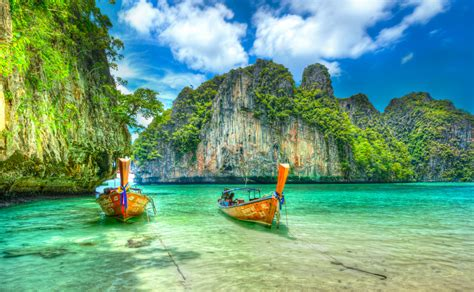 Phi Phi Island, Thailand, A Wonderful Paradise