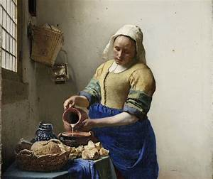 The Art Show Of The Year: Vermeer Masterpieces Together ...