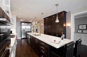 22 Beautiful Kitchen Colors with Dark Cabinets Home