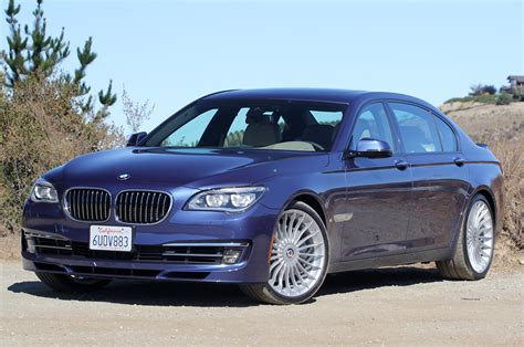 2015 Bmw Alpina B7 Reviews, Specs And Prices