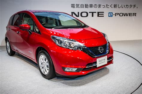 nissan japan after beating the prius in japan nissan s e power hybrids