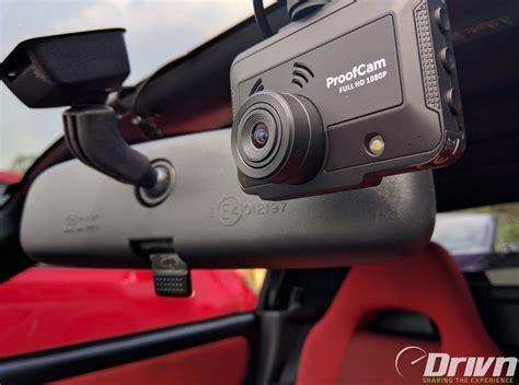 proofcam pc dash cam review drivn user car reviews