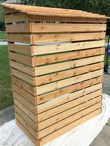 Free, Cedar, Firewood, Rack, U0026, Storage, Plans
