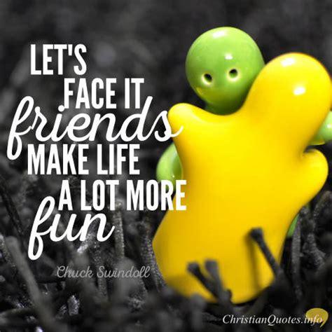 chuck swindoll quote true friends   journey