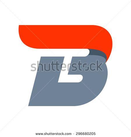 fast co design b letter logo design template fast speed vector
