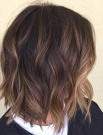 pin  hannah irvin  beautiful balayage hair short