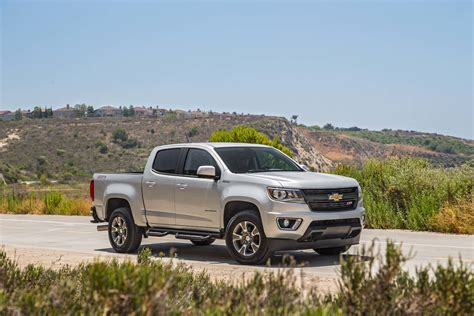 2016 Chevrolet Colorado Z71 by 2016 Chevrolet Colorado Z71 Diesel Review Term Update 6