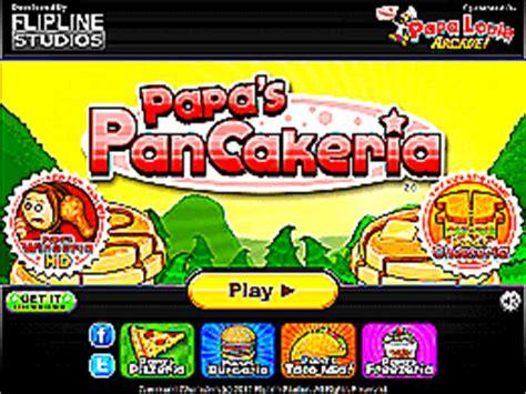 jeux de cuisine de papa louis jeu de cuisine papa 28 images papa s freezeria sur