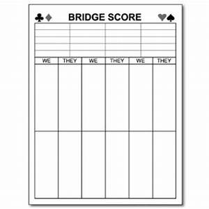 6 best images of bridge tally cards printable printable With bridge tally template