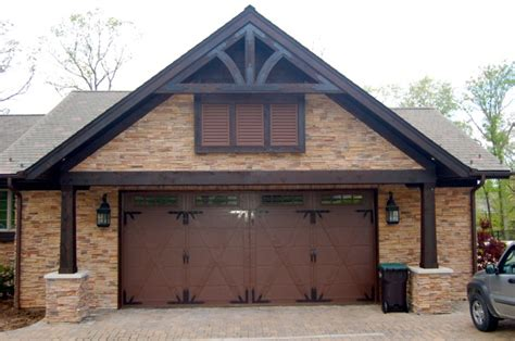 outdoor lighting garage simple home decoration