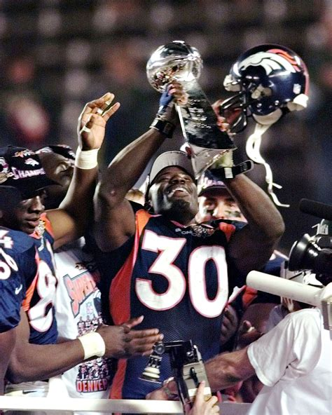 9 Terrell Davis The 48 Greatest Super Bowl Stars Espn