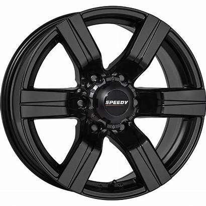 Assault Speedy Satin Wheel 6x139 Tyre Package