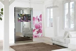 Raumteiler Für Tv : tv lowboard als raumteiler inspirierendes ~ Michelbontemps.com Haus und Dekorationen