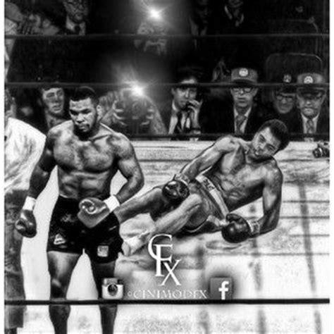 Mike Tyson vs Muhammad Ali   Mike Tyson   Pinterest   Mike ...