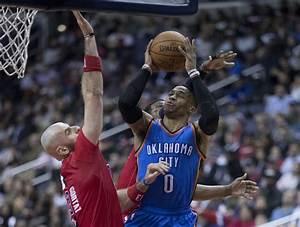 Oklahoma City Thunder Vs Washington Wizards Lineups