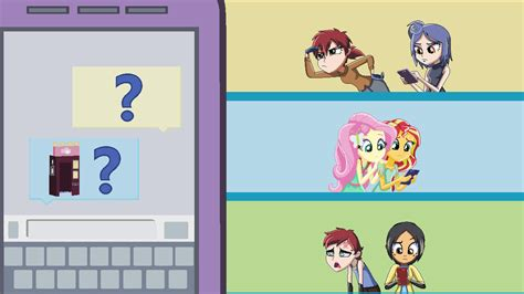 Naruto, Attack On Titan And Mlp