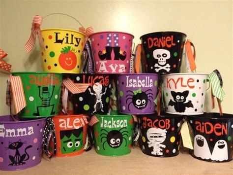 Best 25+ Halloween Buckets Ideas On Pinterest