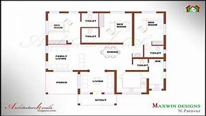 4-Bedroom Ranch House Plans 4 Bedroom House Plans Kerala ...