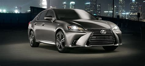 2019 Lexus Gs Luxury Sedan Lexuscom