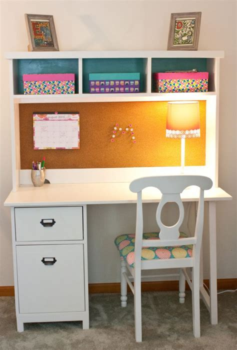 Bedroom Stylish Desks For Teenage Bedrooms For Small Room