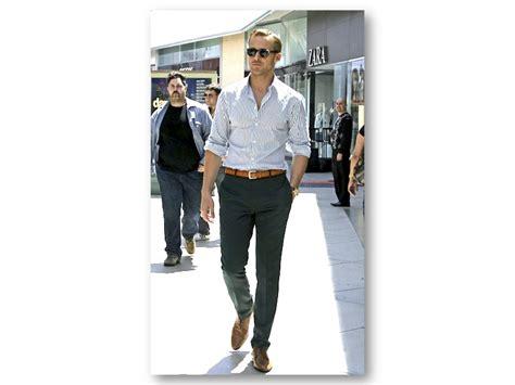 Ryan Gosling Fashion Style