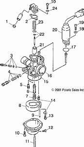 Polaris Scrambler 50 Carburetor Adjustment