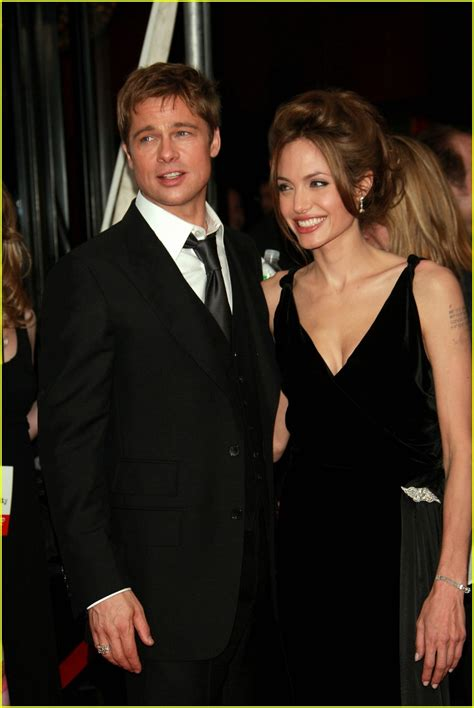 angelina jolie brad pitts sweetest red