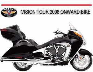 Victory Vision Tour 2008 Onward Bike Repair Service Manual