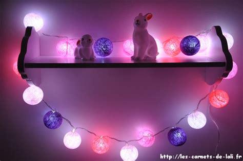 guirlande lumineuse d馗o chambre guirlande lumineuse de décoration