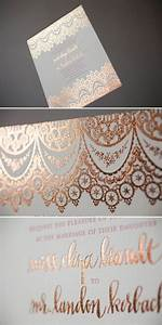Best 25 rose gold weddings ideas on pinterest indian for Rose gold winter wedding invitations