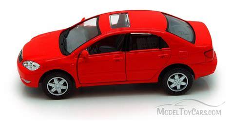 Toyota Corolla, Red