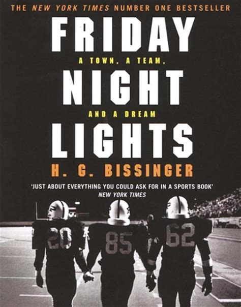 friday lights book friday lights the rugby city