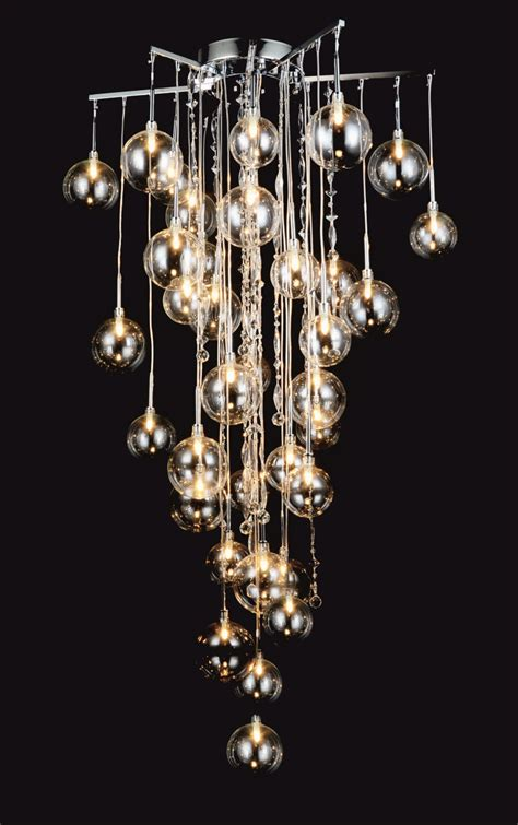 White Modern Chandelier by 1000 Ideas About Contemporary Chandelier On