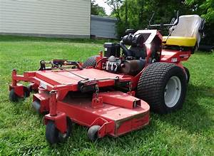 Used Gravely PM320HD 60quot Zero Turn Lawn Mower 25 HP