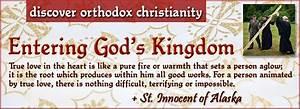 Entering God's Kingdom | Antiochian Orthodox Christian ...
