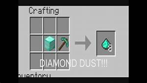 Minecraft New Crafting Ideas Part 2 - YouTube