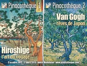 Van Gogh et Utagawa Hiroshige à la Pinacothèque ...