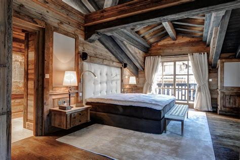 elegant chalet edelweiss   french alps idesignarch
