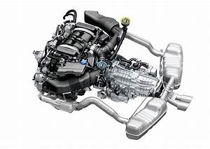 Type 981 Porsche Boxster Engine And Transmission
