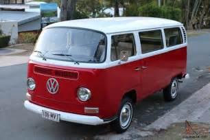 1970 Volkswagen Transporter