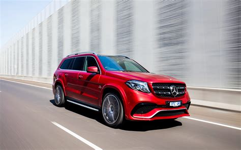 Mercedes Gls Class Hd Picture by Picture Mercedes Amg X166 Gls Class Motion Auto