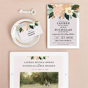 minted wedding invitations and website weddings by funjet With best wedding invitation websites 2017