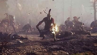 Creed Odyssey Assassin Hidden Blade Spear Ancient