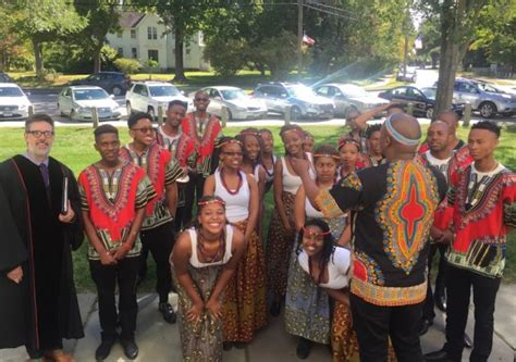South African Choir Presents Concert Tonight In Old Lyme