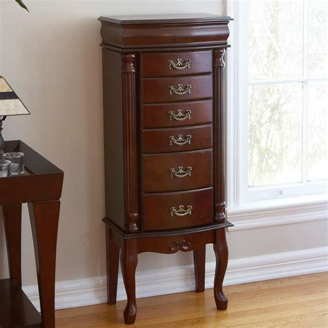 Jewelry Furniture Armoire by View Larger