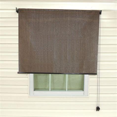 l shade fabric material radiance espresso stripe montecito fabric exterior roller